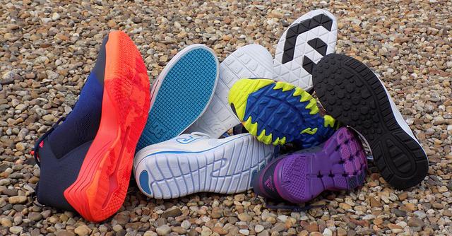 Soorten sportschoenen