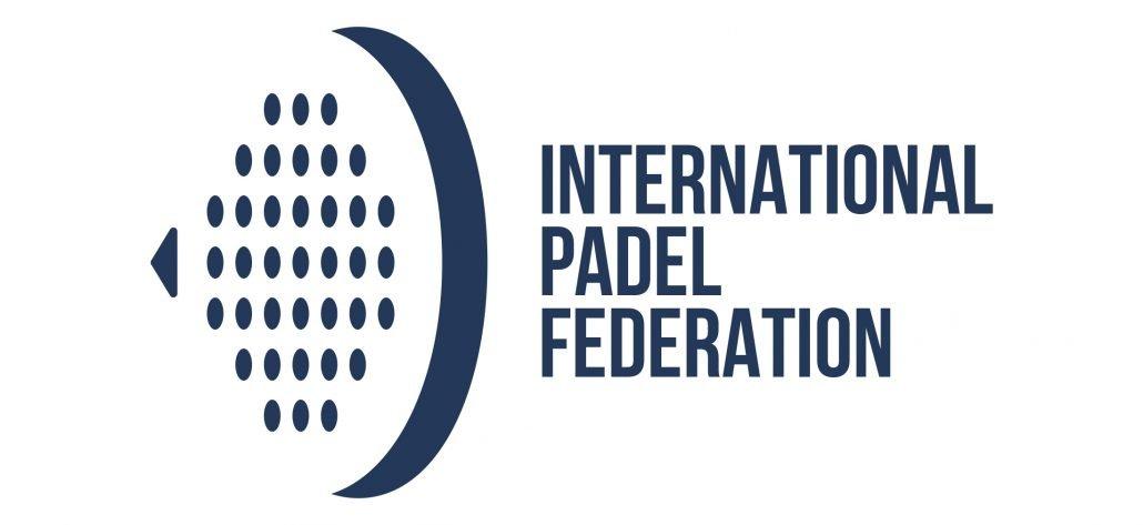 Logo FIP - International Padel Federation